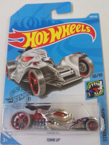 Машинка Hot Wheels 2019 Tomb Up
