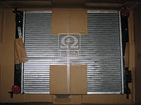Радиатор охлождения KIA SOUL I (AM) (09-) 1.6 i (пр-во Nissens). 66742