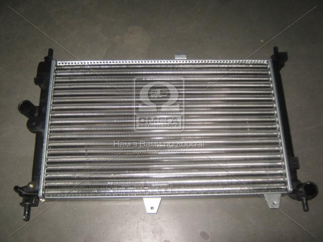Радиатор охлаждения двигателя KADETT E15TD/ASTRA F 17TD (Van Wezel). 37002127