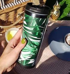 Термокружка  ZiZ  Пальмовые Листья