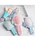 Набор детских аксессуаров заколки и расческа для девочек младшего возраста Эльза, фото 6