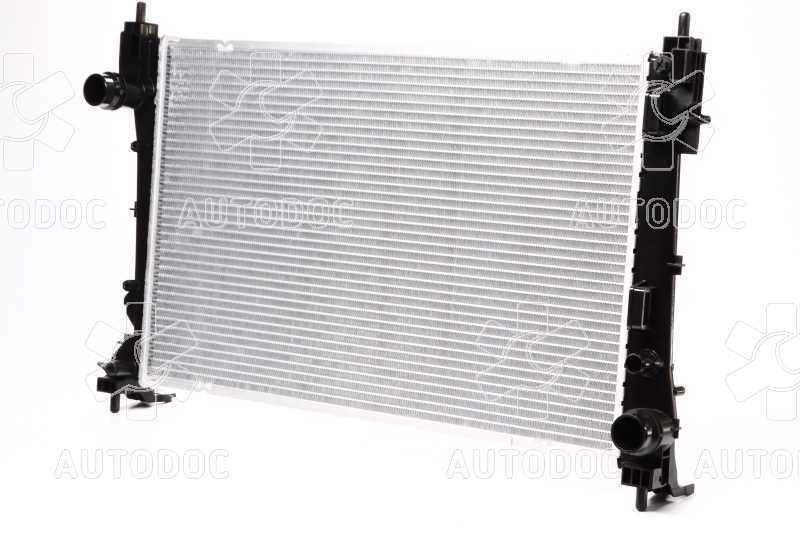 Радиатор охлождения FIAT DOBLO (152, 263) (09-) 1.3 MJTD (пр-во Van Wezel). 17002449