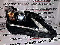 Lexus rx 350\450h 16-19 безблочные Фара Правая