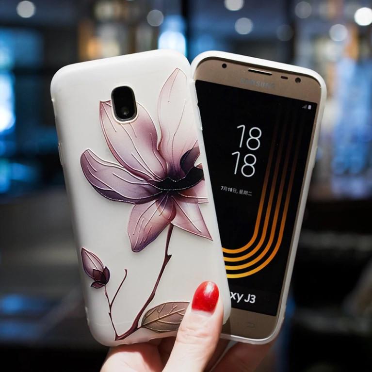 Чехол для Galaxy J3 2017 / Samsung J330