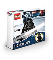 Настольная лампа Лего Звездные войны - Дарт Вейдер IQ (LGL-LP2B)
