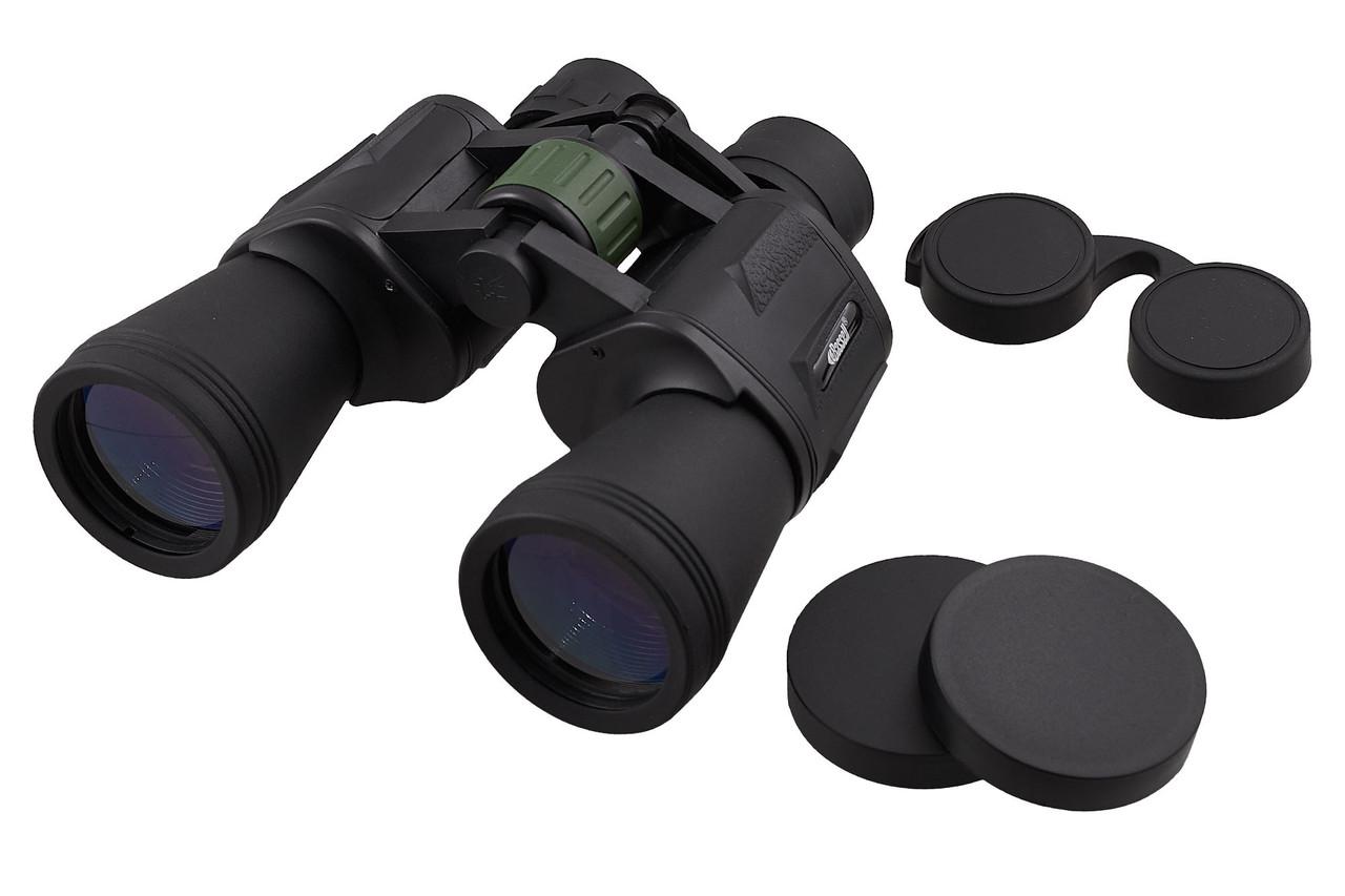 Бинокль 10x50 - BASSELL (BL)