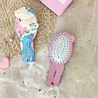 Набор детских аксессуаров заколки и расческа для девочек младшего возраста Эльза, фото 4