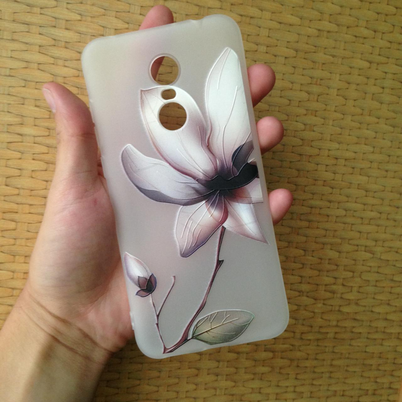 Чехол для Xiaomi Redmi 5 Plus, бампер, накладка, чохол, силиконовый, силіконовий