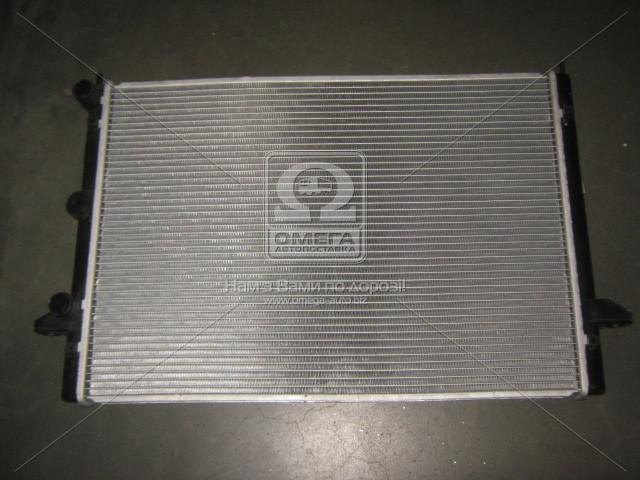 Радиатор охлаждения двигателя SHARAN/GALAXI 23/28 95-00 (Van Wezel). 58002135