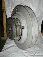 Блок шкивов ведомый СК-5М НИВА 54А-4-25-1В., фото 1
