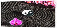 Картина на холсте Декор Карпаты Фен-Шуй 50х100 см (e372)