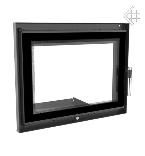 Дверцы для каминной топки KRATKI Zuzia Deco 524х652 см