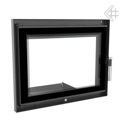 Дверцы для каминной топки KRATKI Zuzia Deco 524х652 см, фото 2