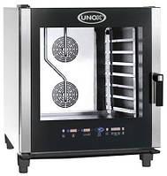Печь пароконвекционная Unox XVC505E