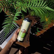 Термокружка  ZiZ Ленивый кофе, фото 2