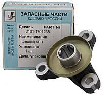 """Фланец кардана КП ВАЗ-2101 """"ВолгаАвтоПром"""" с/о"""
