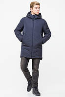 Подовжена зимова чоловіча куртка-парка KTL, фото 1