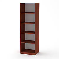 Шкаф книжный КШ-1 яблоня  (61х45х195 см)