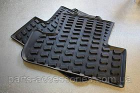 AUDI Q5 коврики резиновые задние новые оригинал