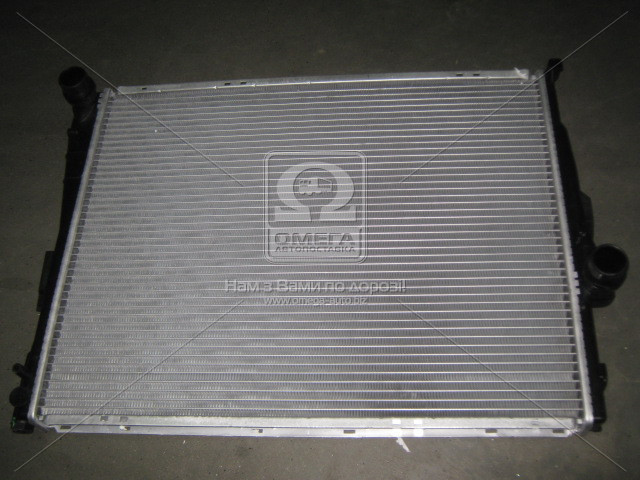 Радиатор охлаждения двигателя 3SERIES E46 ALL MT 98-05 (Ava). BWA2278 AVA COOLING