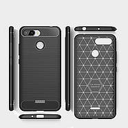 Чехол для Xiaomi Redmi 6, бампер, накладка, чохол, силиконовый, силіконовий, фото 2