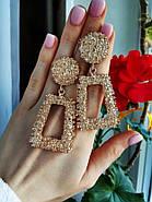 Женские серьги, серёжки, жіночі сережки, фото 3