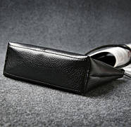 Женская сумочка через плечо черного цвета, Жіноча сумочка, Клатч, фото 3