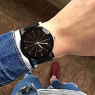 Женские часы Classic black черные, жіночий наручний годинник, классические женские наручные часы, фото 2