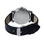 Женские часы Classic black черные, жіночий наручний годинник, классические женские наручные часы, фото 4