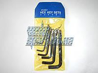 Шестигранники (комплект) KL9701A