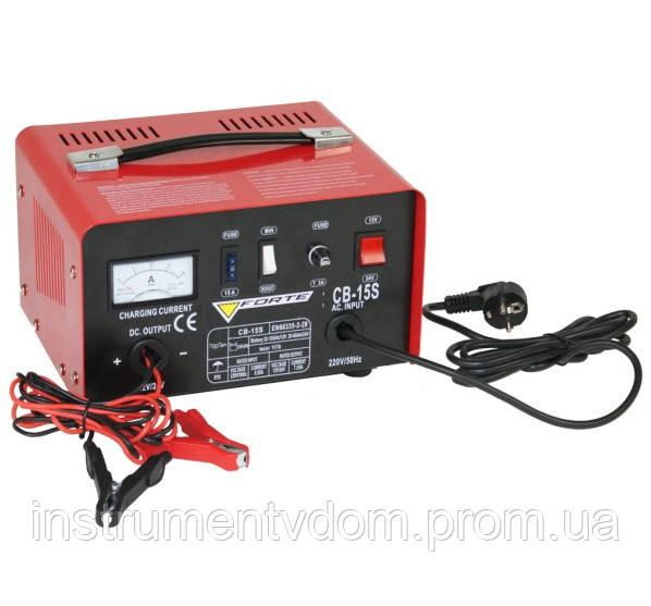 Зарядное устройство FORTE CВ-15S