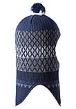 Зимняя шапка - шлем для мальчика Reima Valittu 518532R-6981. Размеры 46 - 54., фото 3