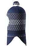 Зимняя шапка - шлем для мальчика Reima Valittu 518532R-6981. Размеры 46 - 54., фото 4