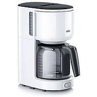Кофеварка BRAUN KF 3120 WH, фото 1
