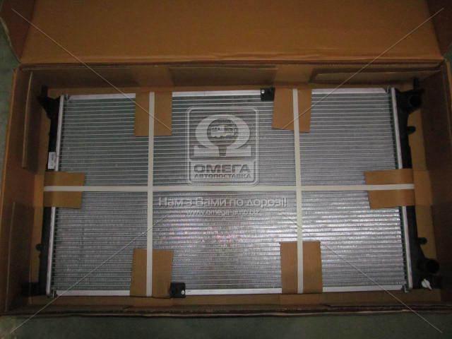 Радиатор охлаждения двигателя NISSAN Primastar 02- (пр-во NRF). 58330