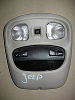 Панель подсветки салона Джип Гранд Чероки бу Jeep Grand Cherokee , фото 1