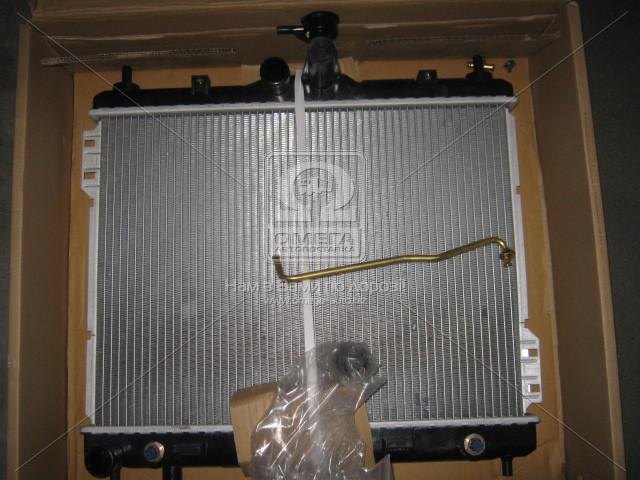 Радиатор охлаждения двигателя Getz 1.3 i Aut. 08/02- (AVA). HYA2100 AVA COOLING