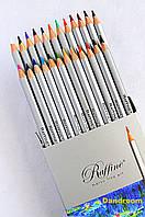 Набор цветных карандашей, 24 цвета, Marco Raffine