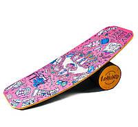 Балансборд Funboard Hippie (FB), фото 1