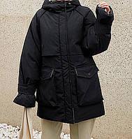 Женская куртка-парка AL-8525-10, фото 1