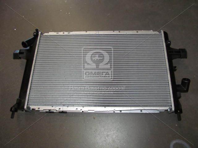 Радиатор охлаждения двигателя ASTRAG 1.7TD MT +/-AC 00- (Ava). OLA2294 AVA COOLING