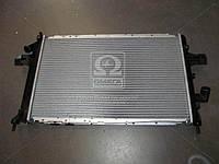 Радиатор охлаждения двигателя ASTRAG 1.7TD MT +/-AC 00- (Ava). OLA2294 AVA COOLING, фото 1