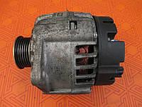 Генератор  б.у для Renault Kangoo 1.9 diesel. на Рено Кенго (Кангу) 1.9 дизель.