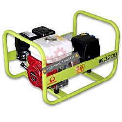 ✅ Бензиновый генератор PRAMAC  PRAMAC E3200 2.5 квт (двигатель Honda GX 160)