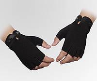 Тактические перчатки без пальцев 5.11