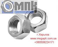 Гайки, диаметр М3 - М56, DIN 5587