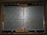 Радиатор охлаждения HYUNDAI ELANTRA (XD) (00-) (пр-во Nissens). 67493
