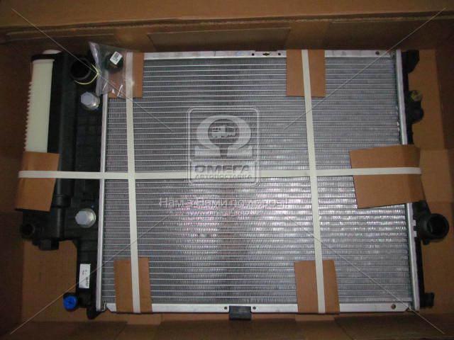 Радиатор охлаждения двигателя BMW 5-Series E39 95- (пр-во NRF). 58165