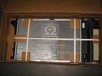 Радиатор охлаждения двигателя BMW 5-SERIE E34 MT 87-92 (Van Wezel). 06002090