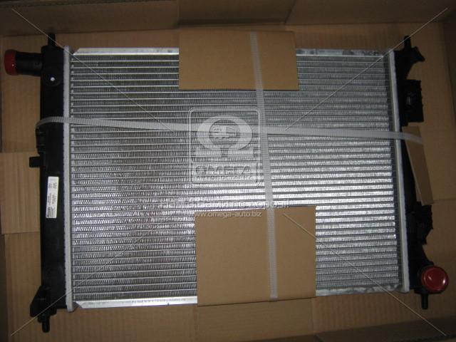 Радиатор охлаждения HYUNDAI ACCENT (11-), KIA RIO III (11-) 1.4/1.6 MT (пр-во Nissens). 66756
